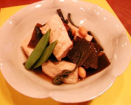 大豆 レシピ 煎り